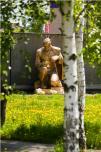 Памятник Ерофей Марков