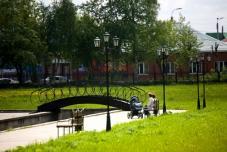 Парк Исторический сквер